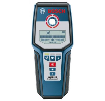 Détecteur universel GMS 120 Pro Bosch