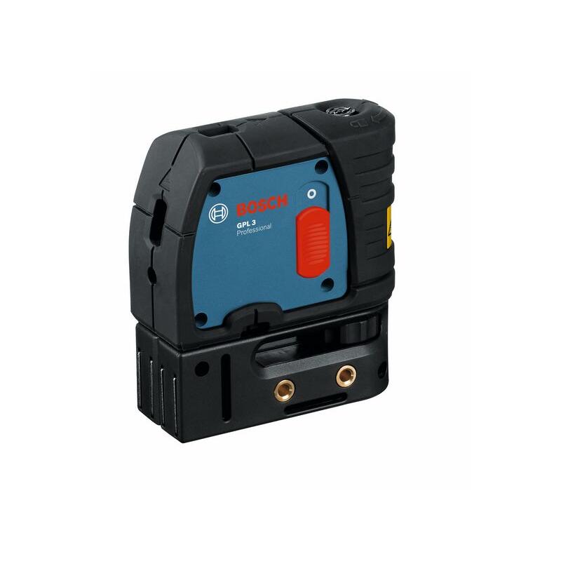 Bosch gpl3 niveau laser 3 points automatique gpl 3 bosch for Meilleur niveau laser automatique