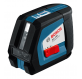 Niveau Laser croix GLL 2-50 Bosch Professional