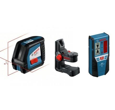 Niveau laser GLL 2-50 + support BM1 + cellule LR2