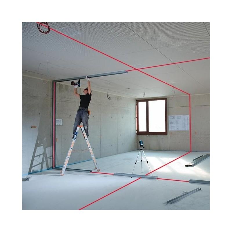 niveau laser bosch gll 2 80 p support bm 1 coffret l boxx. Black Bedroom Furniture Sets. Home Design Ideas