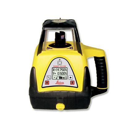 Laser rotatif double pente Rugby 410DG Leica