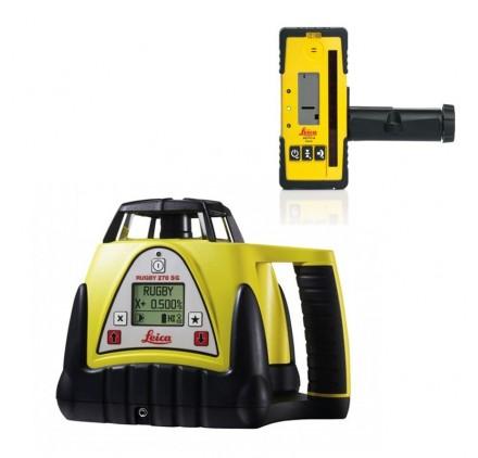 LASER LEICA RUGBY 270SG - Laser Leica Monopente +/-15% avec cellule ROD EYE BASIC