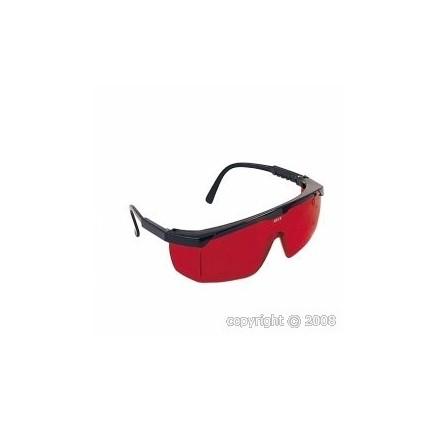 Lunettes de vision laser rouge Laserliner