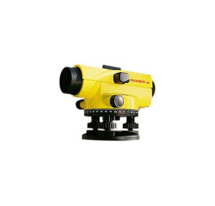 Niveau optique automatique - Leica Runner 24 + Trépied Alu 165 cm+ Mire 5m