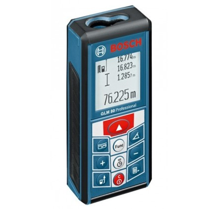 Télémetre Laser GLM 80 Professional BOSCH