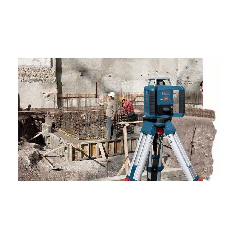 Laser bosch grl 400h - Niveau laser automatique rotatif ...