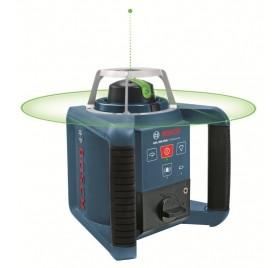 Pack Laser automatique Bosch Vert GRL 300 HVG + Trépied alu 2.95m