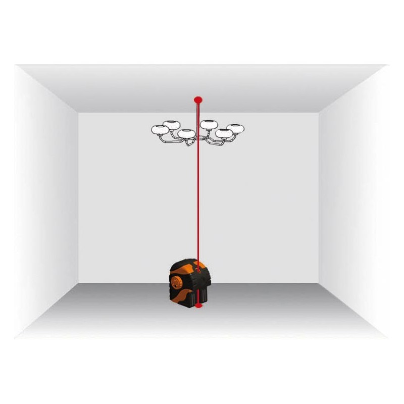 Laser aplomb sol et plafond geofennel duo pointeur for Fil a plomb laser stanley