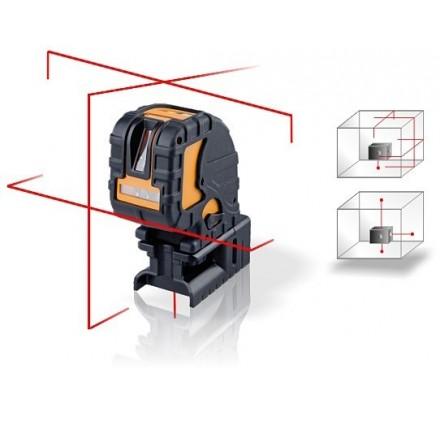 Niveau laser 3 points 2 croix DuoCross Pointer 3 HP Geo Fennel