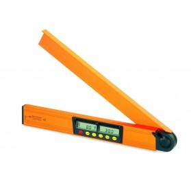 Lecteur angle digital et niveau électronique avec laser Multi-Digit Pro Geofennel
