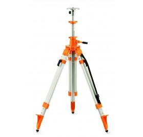 Trépied lourd à colonne pour niveau laser 95 à 285cm FS30L Geofennel