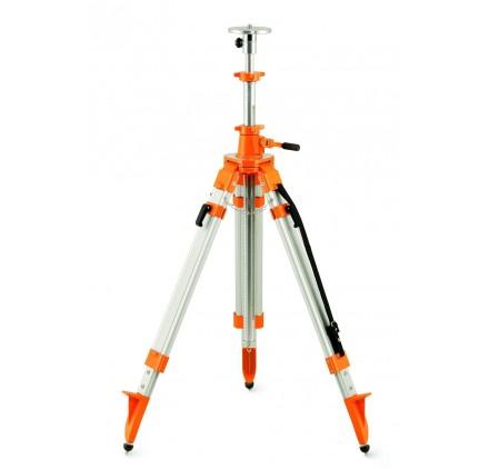 Tr pied colonne lourd pour niveau laser 95 285cm fs30l for Laser de chantier pas cher