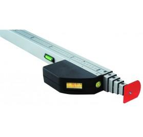 Canne de mesure télescopique 5 mètres Easyfix Geofennel