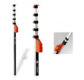 Canne télescopique mesure 8 metres - MESSFIX S 8m Canne mesureuse hauteur