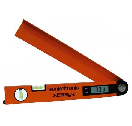 WINKELTRONIC Easy 400 - Lecteur angle numérique Nedo 400mm en étui