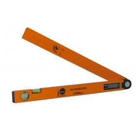 Lecteur angle numérique WINKELTRONIC Easy 600 Nedo 600mm en étui