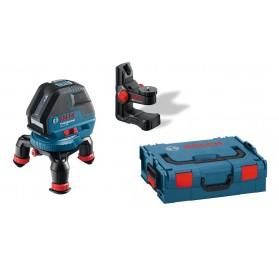 Laser Multi-lignes GLL 3-50 BOSCH Professional avec BM1 en coffret L-BOXX