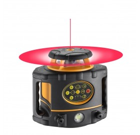 Niveau laser rotatif Geofennel FL 260VA horizontal et vertical - batteries lithium