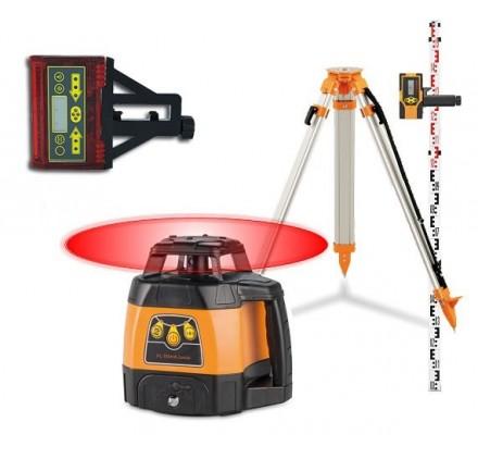 Laser automatique FL105 HA Junior Geofennel + Trépied et Mire + Cellule d'engin FMR 600