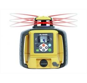 Laser double pente horizontale et verticale RL-SV2S TOPCON - 15% Pente