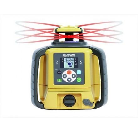 Laser double pente horizontal et vertical RL-SV2S Topcon - 15% Pente