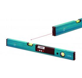 Niveau électronique écoline EL 821 Geo Fennel 60cm avec rayon laser