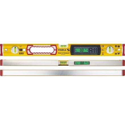 Niveau électronique Super Pro Stabila - 196-2 Electronic - 60cm - Etanche IP 65