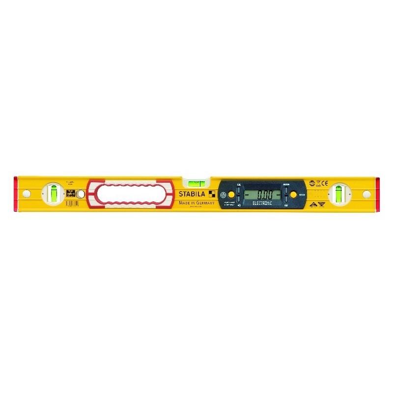 Niveau a bulle electronique stabila 80cm for Niveau a bulle laser