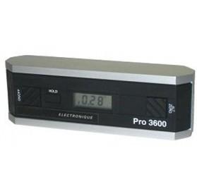 Clinomètre électronique PRO 3600 Apache de grande précision