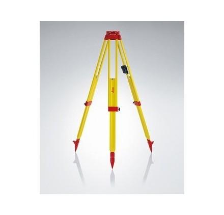 Trépied LEICA en bois GST 20 pour instruments topographie de précision