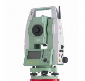 Station totale LEICA FLEXLINE TS02 - 3'' - Sans distance laser