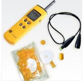 Hygrometre HUMITEST HygroMaster 2 avec chevilles et sonde déportée