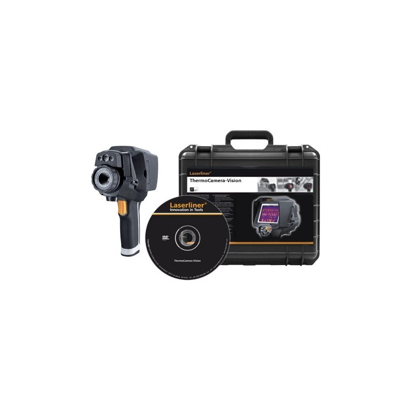 Thermal Imager ThermoCamera-Vision PCE Instruments