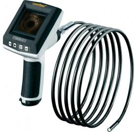 Caméra d'inspection LASERLINER VIDEOFLEX G2 - Flexible 10m - Tete caméra 9mm