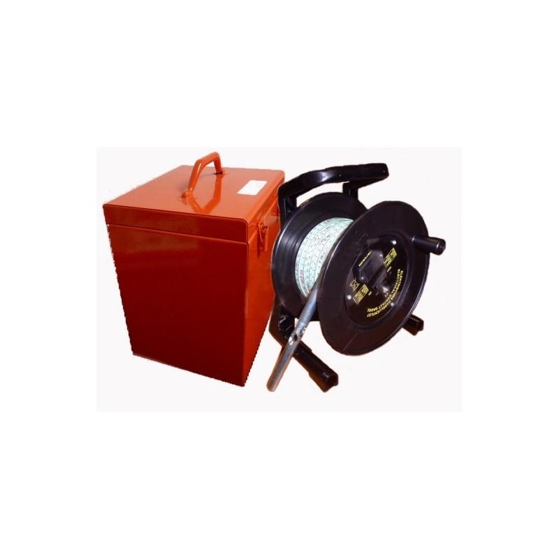 sonde mesure niveau eau puits longueur 30m sondes mesure niveau eau puits mesure laser. Black Bedroom Furniture Sets. Home Design Ideas