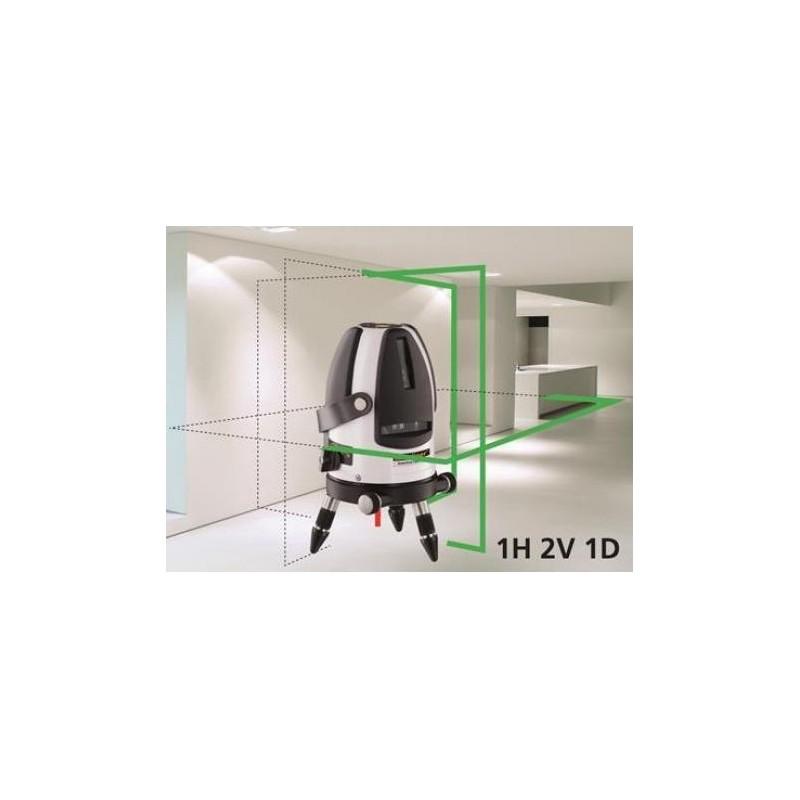 niveau laser ligne vert laserliner greenline. Black Bedroom Furniture Sets. Home Design Ideas