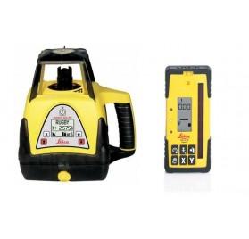 Laser LEICA RUGBY 320 SG avec cellule ROD EYE 180RF