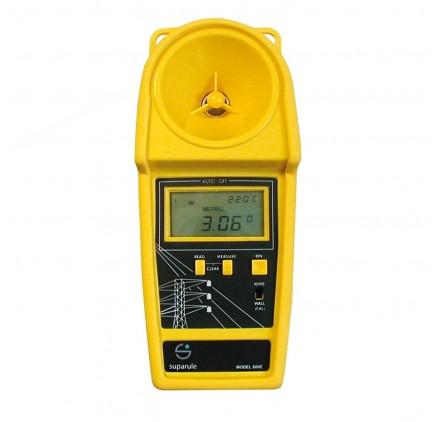 Télémètre ultrasons Suparule 600E FDS - Mesureur de câbles aériens 23m