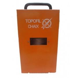 Topofil Chaix Boîtier métal 500m