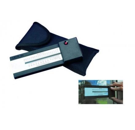 Vitromètre FDS Mesure d'épaisseur de vitre