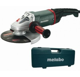 Meuleuse 230mm 2200W W22-230 MVT Metabo en coffret