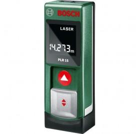 Télémetre laser PLR 15 Bosch