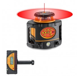 Laser automatique FL 270VA Tracking double pentes Geofennel batterie lithium Li-Ion