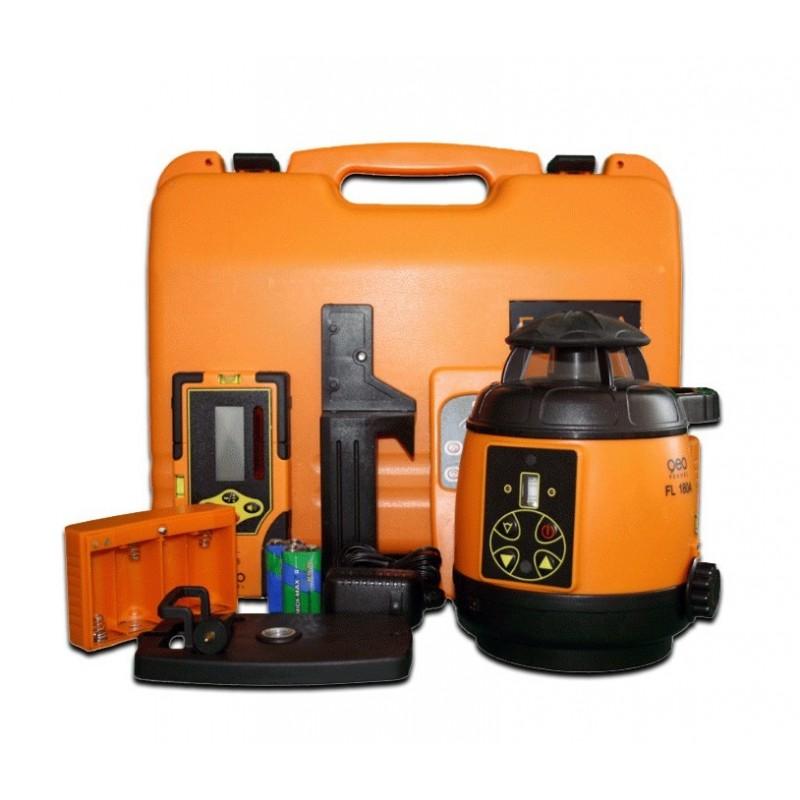 laser rotatif automatique fl 180a geofennel tr pied et. Black Bedroom Furniture Sets. Home Design Ideas