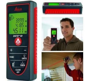 Télémetre Laser professionnel LEICA Disto D2