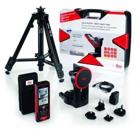 Télémètre laser extérieur LEICA Disto D810, trépied et adaptateur (pack)