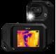 Caméra thermique compacte FLIR C2 avec écran tactile