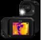 Caméra thermique Flir C2 compacte avec écran tactile