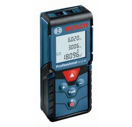 Télémetre laser GLM 40 Bosch professionnal